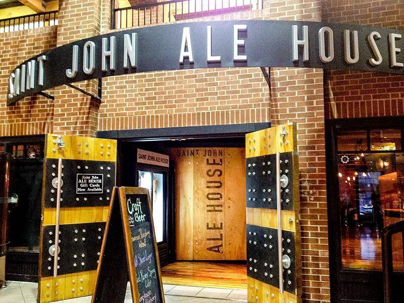 A familiar Saint John location with a not-so-familiar philosophy.