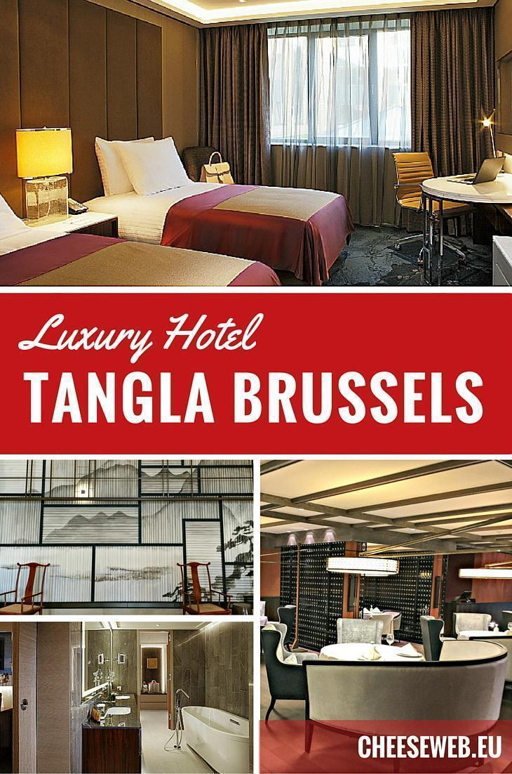 Review: Luxury Hotel Tangla, in Brussels, Belgium