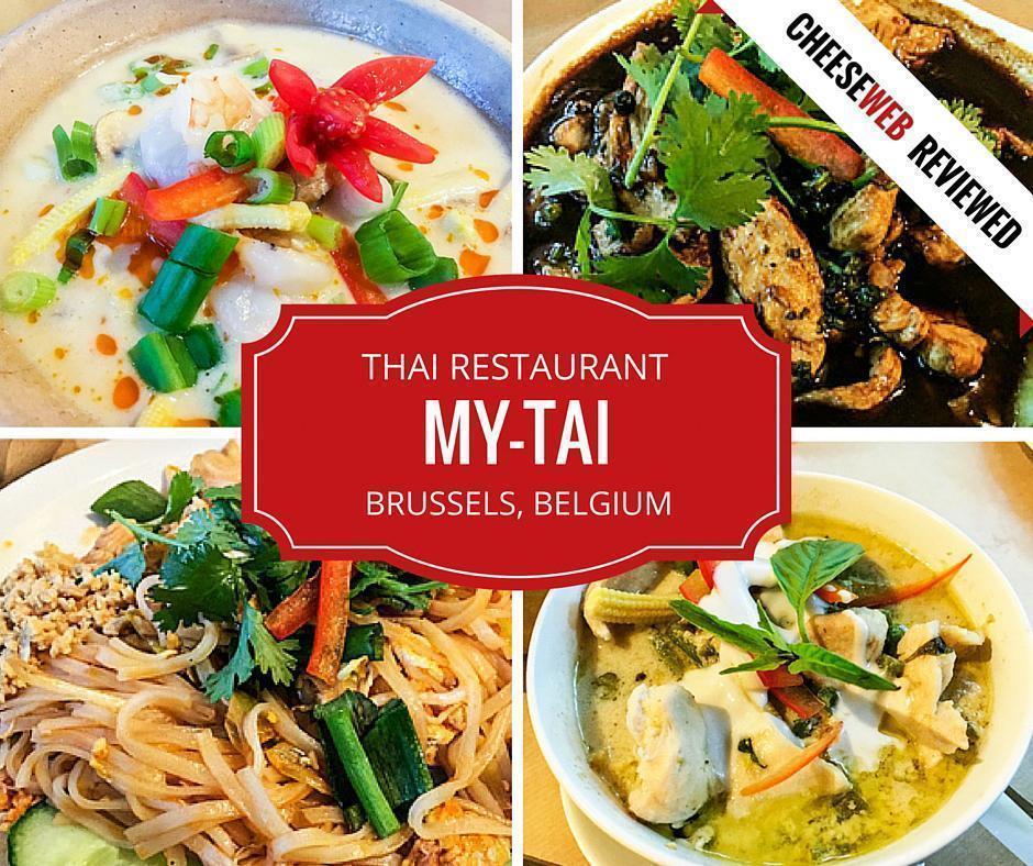 My-Tai Thai Restaurant in Brussels, Belgium