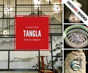 Review: Luxury Hotel Tangla, in Brussels, Belgium