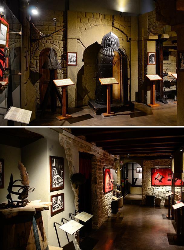 Inside San Marino's gruesome Torture Musaceum