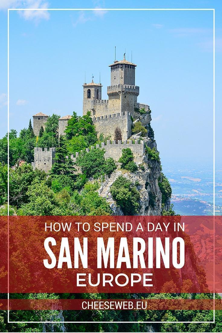 How to spend a day in San Marino Europe's Micro Country