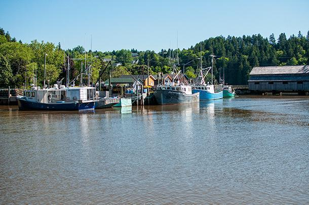 St. Martins harbour once launched over 500 sailing ships