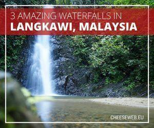 3 Amazing Waterfalls in Langkawi, Malaysia