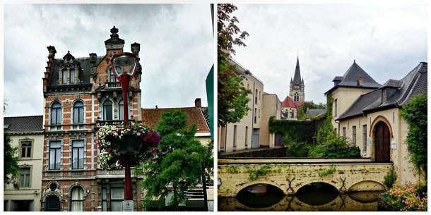 Come, fall in love with the old world charm of Ronse