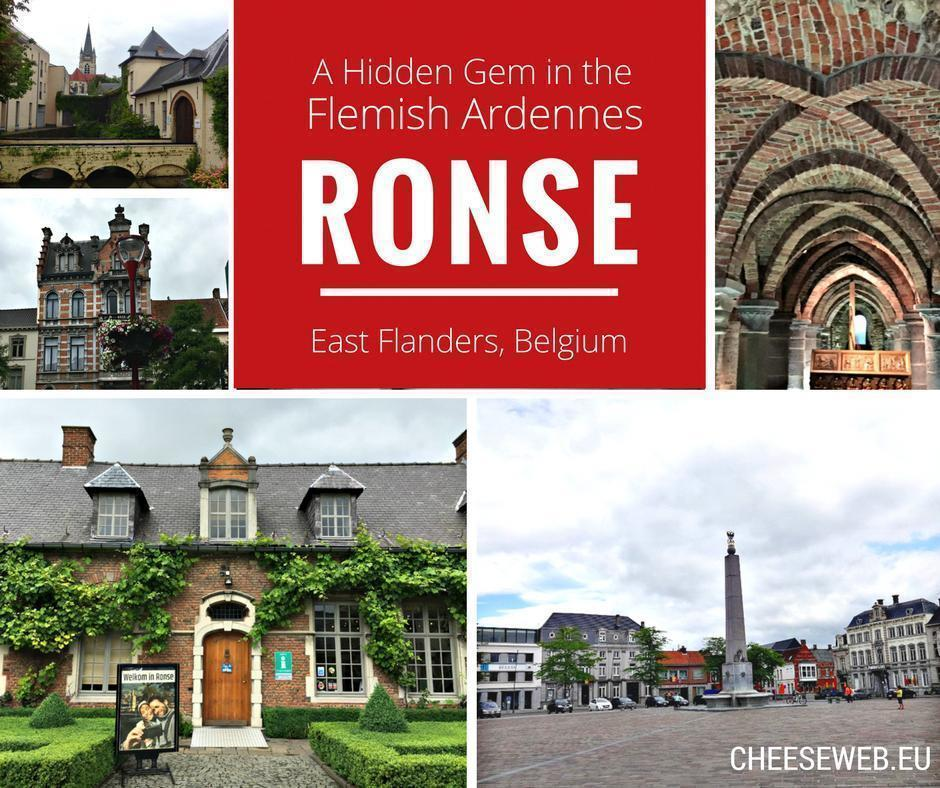 Ronse – A Hidden Gem in the Flemish Ardennes, East Flanders, Belgium
