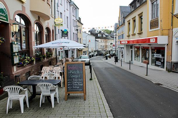 Gerolstein on a Sunday
