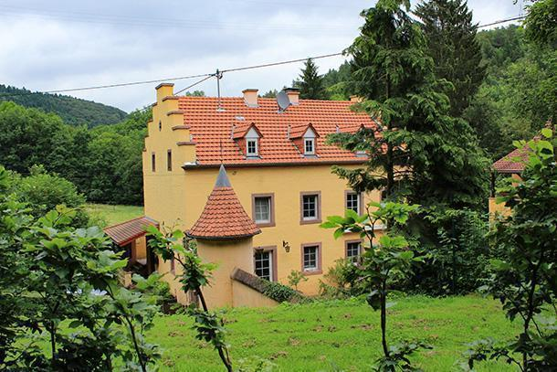 Don't get distracted by Eifel's pretty scenery along the bike trail