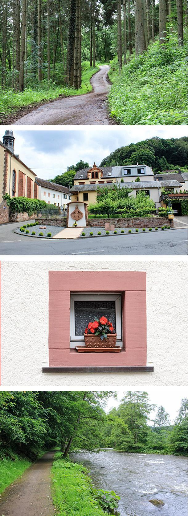 Picturesque Villages and beautiful nature are commonplace in Eifel.