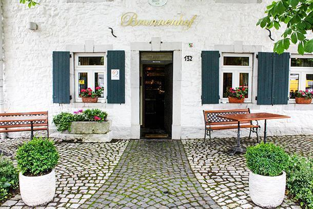 hotel Brunnenhof in Aachen-Walheim, Germany