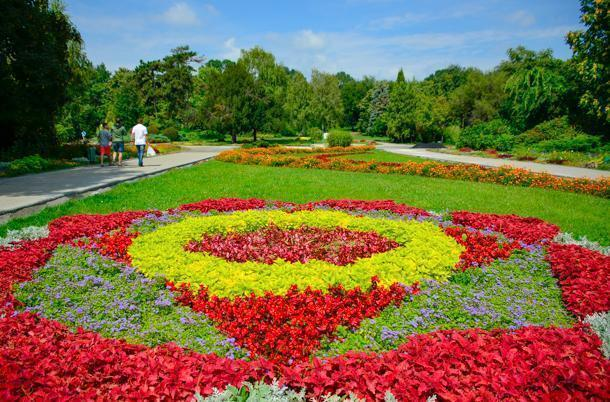 Timisoara's Botanical Garden is being restored to its former glory