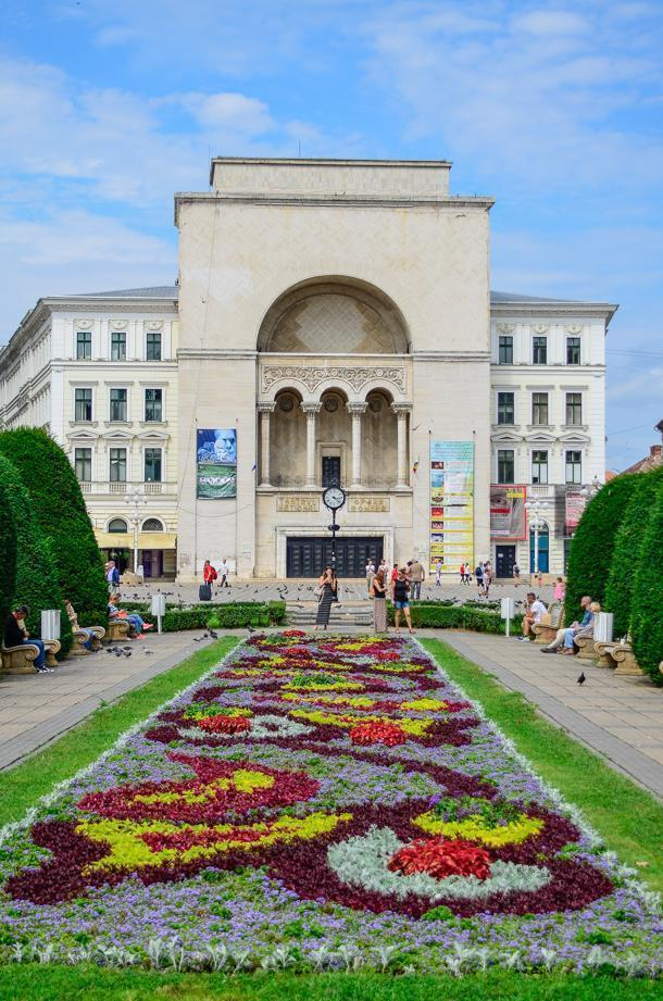 Don't miss the chance to experience Timisoara's Opera
