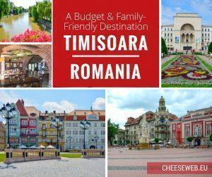 Timisoara, Romania - A Budget and Family-Friendly destination