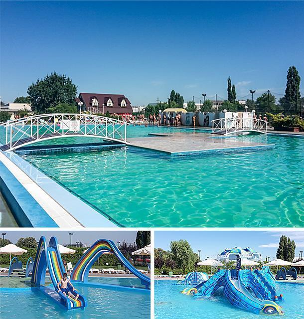 UMT Pool offers an escape from Timisoara's summer heat