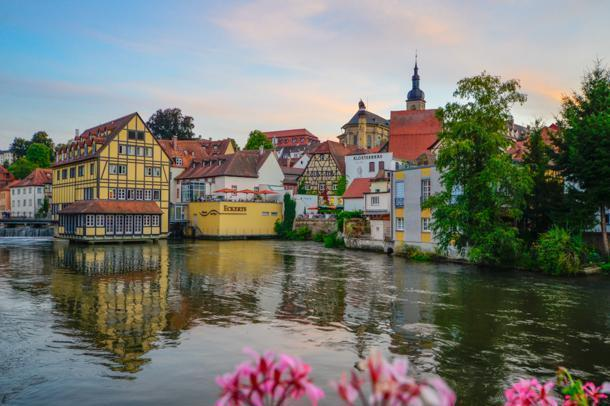 Welcome to UNESCO-listed Bamberg, Germany, in Bavaria!