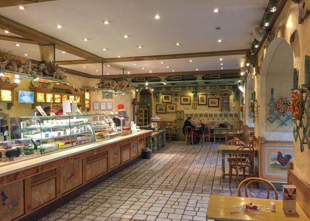 The Lido restaurant in Riga, Latvia