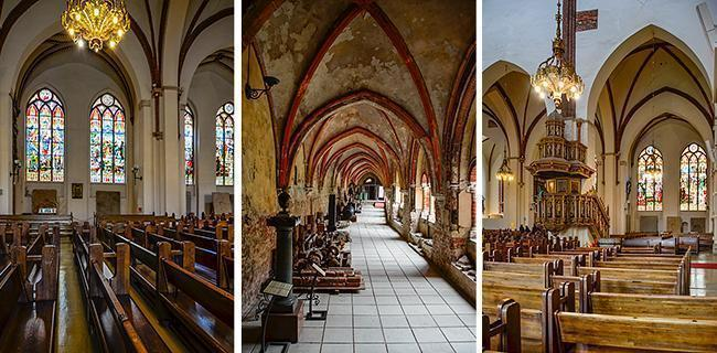 A look inside the Riga Dom