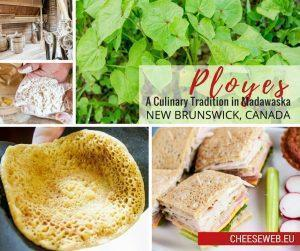 Ployes - A Culinary Tradition in Madawaska, New Brunswick, Canada