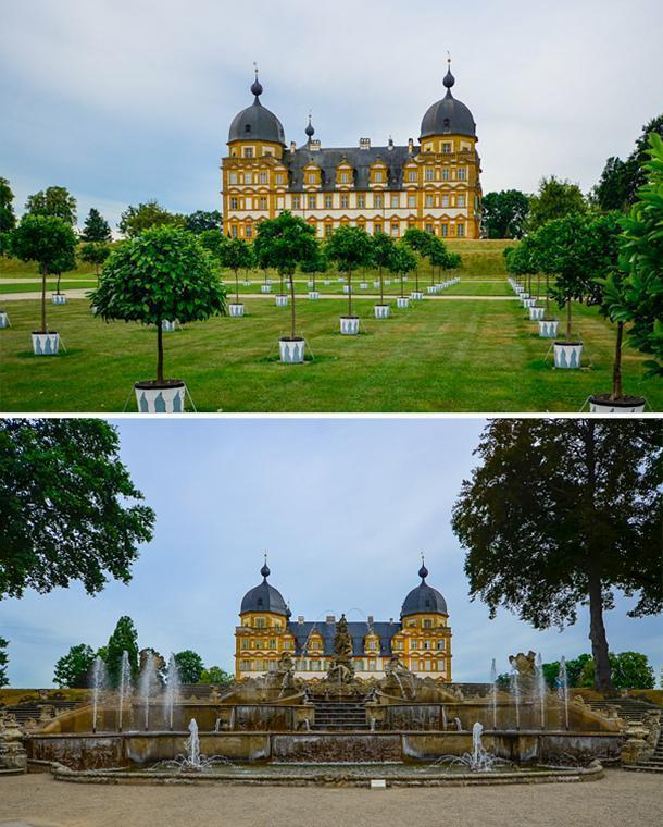 Don't miss a visit to Seehof Palace in Bamberg, Germany