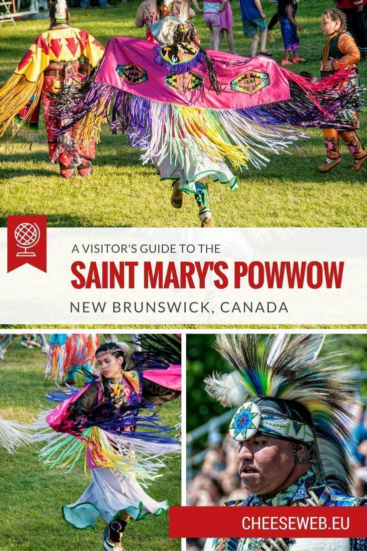 Saint Mary's First Nation Powwow, Fredericton, nb, Canada