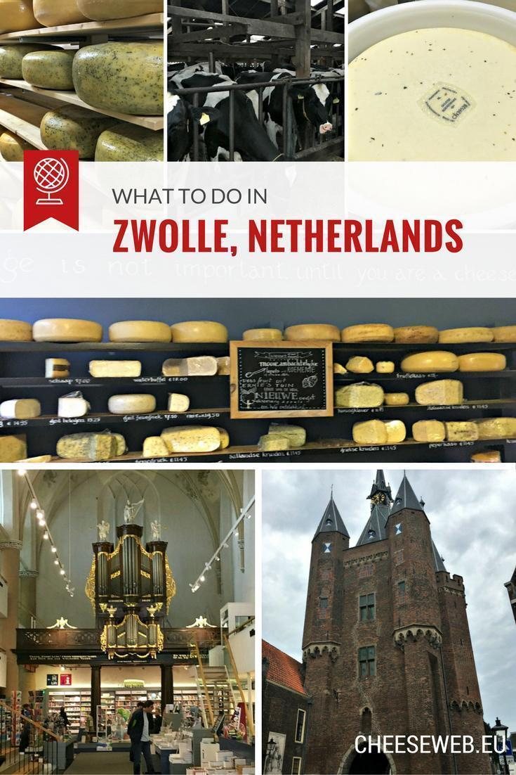 Monika shares the first stage of her foodie journey through Zwolle, in Overijssel, the Netherlands.