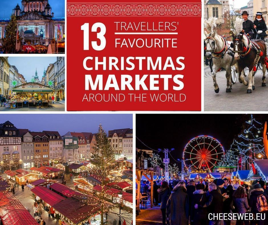 13 Top Christmas Markets Around the World
