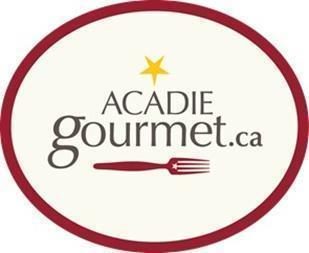 Look for the Acadie Gourmet label when you're dining out in Edmundston