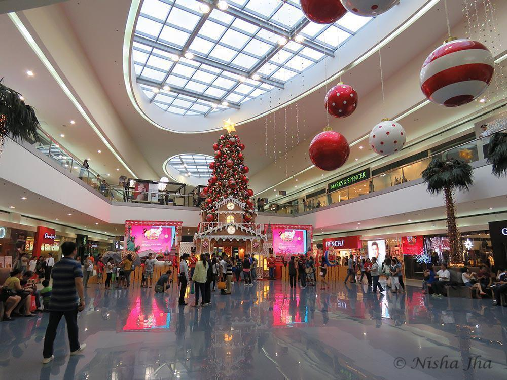Christmas cheer in Manilla, Philippines