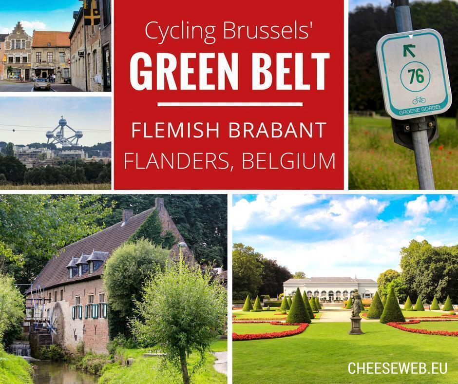 Adrian takes us on a cycle trip around Brussels' Green Belt to discover the province of Flemish Brabant, in Flanders, Belgium.