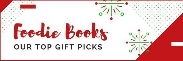 Our top foodie book gift picks
