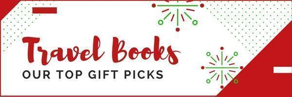 Our top travel book gift picks