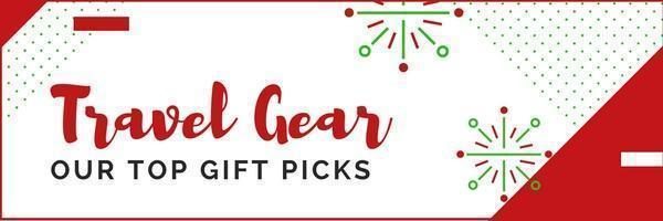 Our top travel gear gift picks