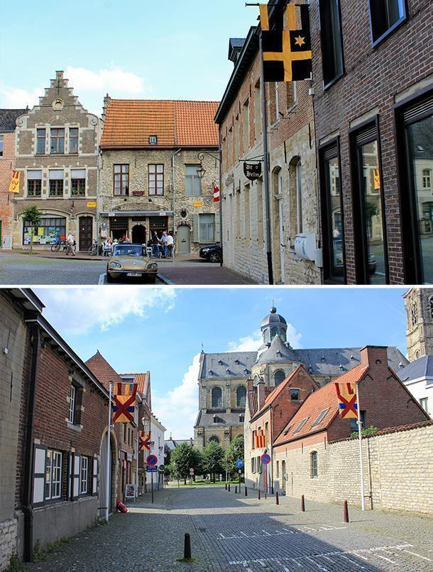 Grimbergen, in Flemish Brabant, is a little town filled with many hidden gems