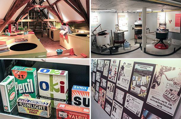Inside Grimbergen's Museum of Older Techniques