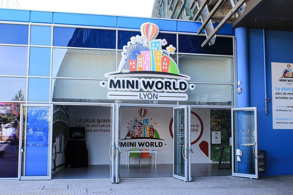 Welcome to Mini World Lyon