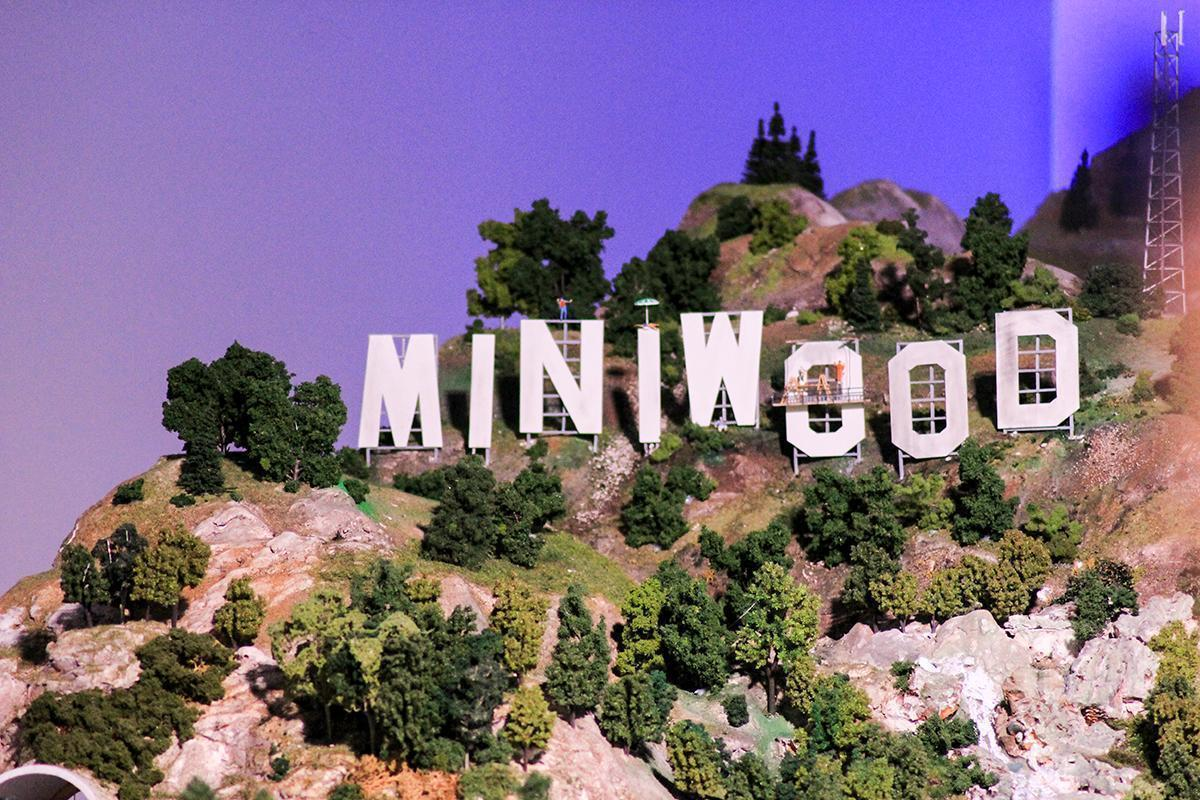 Welcome to Mini World; or is that MiniWood?