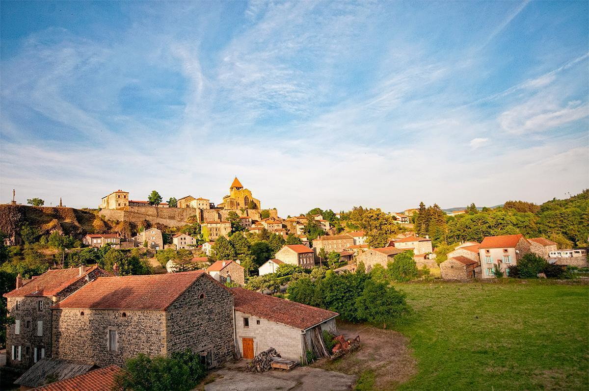 How could we possibly resist the charms of Auvergne, France?