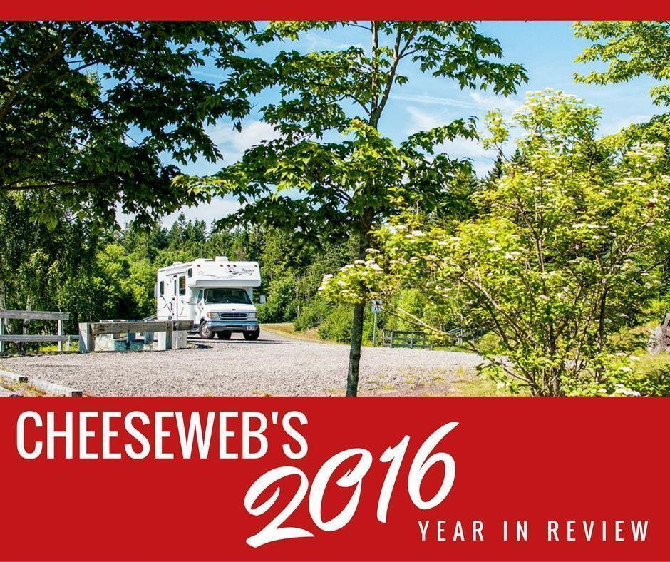 CheeseWeb's 2016 Year in Review