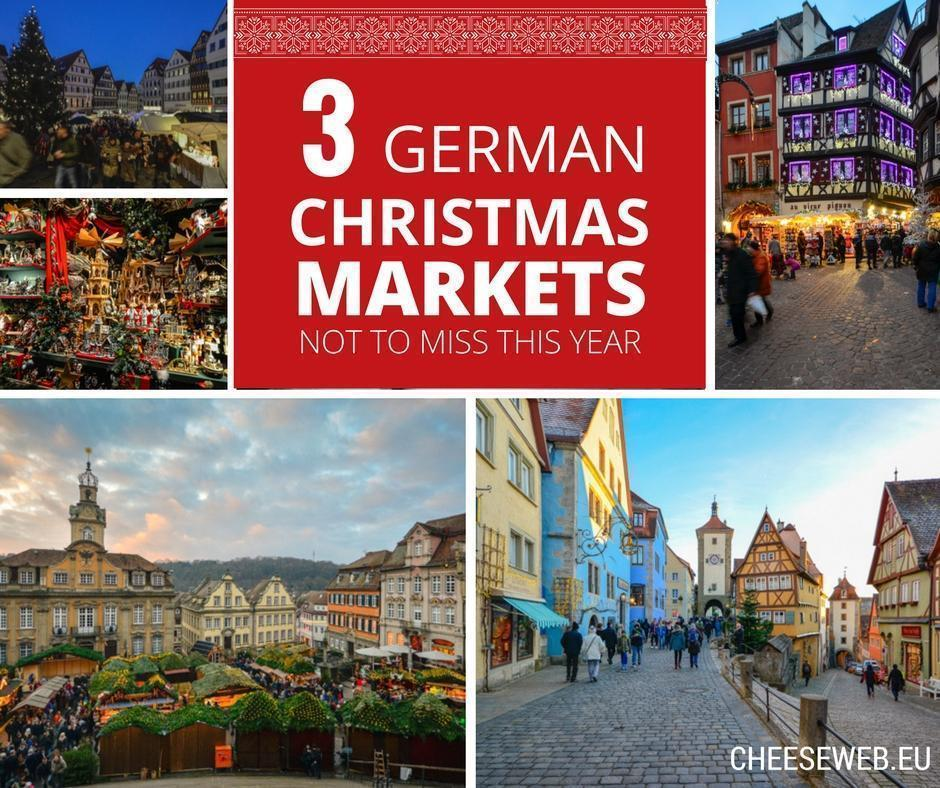3 German Christmas Markets you don't want to miss