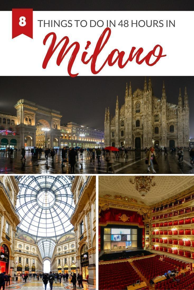 48h in milan italy for Places to go in milan