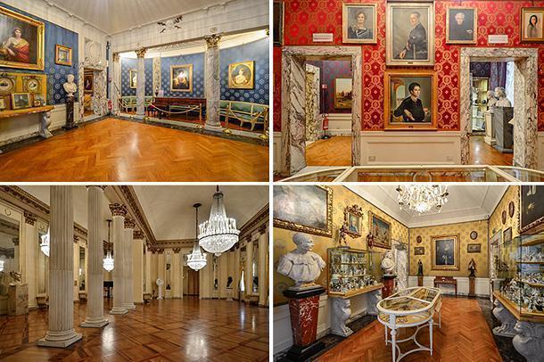 Inside the stunning Scala Opera Museum