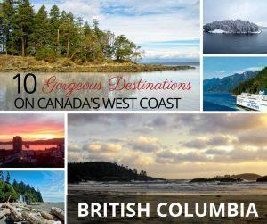 10 gorgeous destinations in british columbia canada