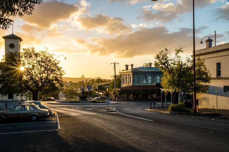 Relax and recharge in Daylesford, Australia