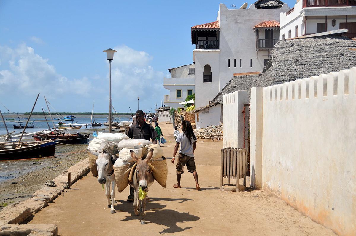 UNESCO-Listed Lamu, Kenya