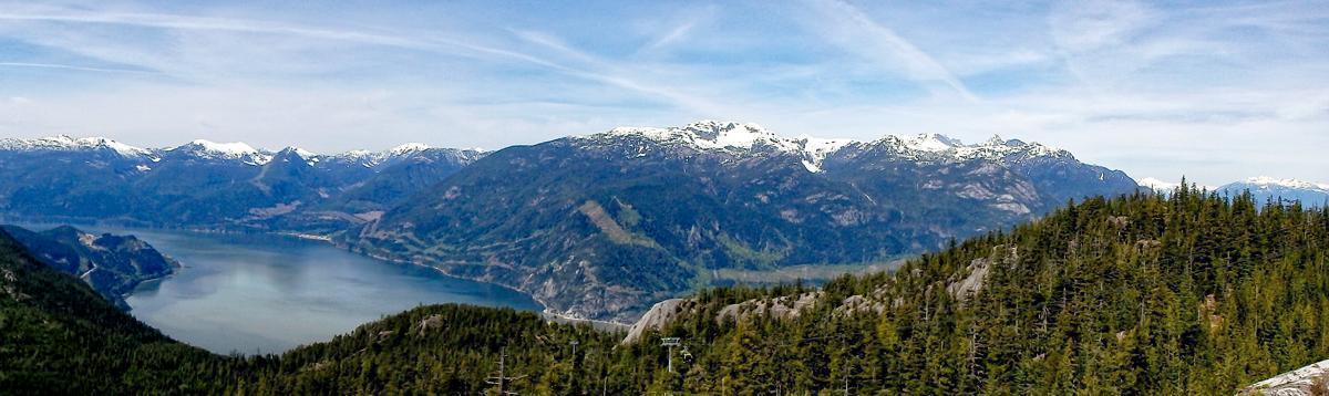 Howe Sound, Squamish, British Columbia, Canada