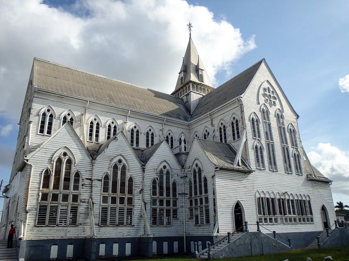 St. George's Church in Georgetown, Guyana