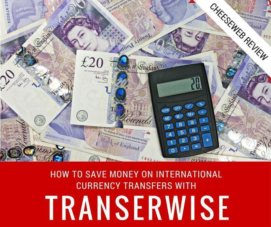 Transferwise Review: How to save money on International currency transfers