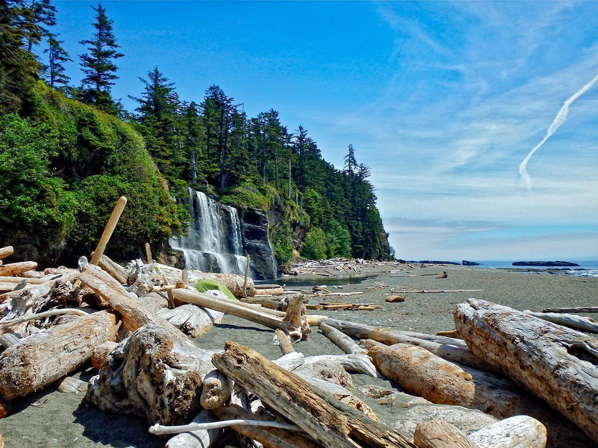 Jaw-dropping views on the West Coast Trail in British Columbia, Canada