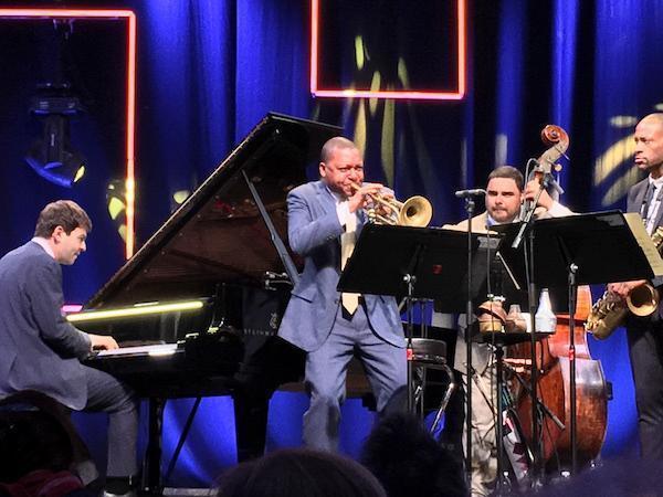 Jazz Festival in Marciac, France