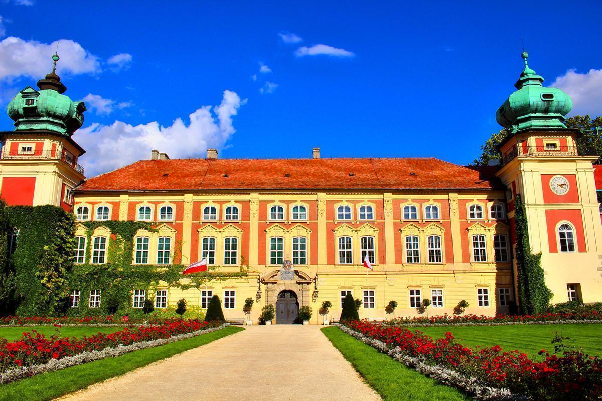 Lancut Castle in Łańcut, Poland